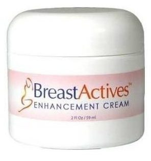 Breast Actives cream - one month's supply